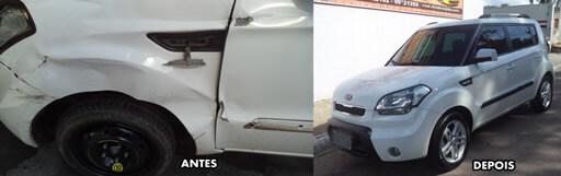 Reparos de Veículos Amassados em Louveira