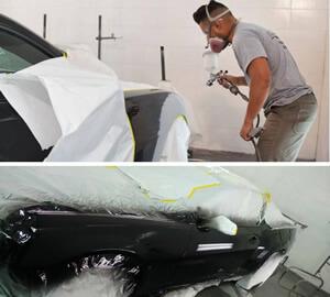 Pintura de Automóveis